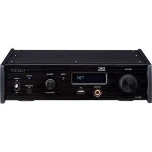 NT-505-B ティアック USB-DAC/ネットワークプレーヤー(ブラック) TEAC