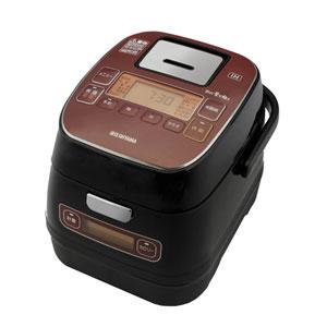 KRC-ID30-R アイリスオーヤマ IHジャー炊飯器(3合炊き) IRIS OHYAMA 銘柄量り炊きIH炊飯器