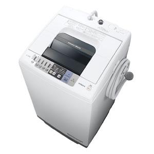 (標準設置料込)NW-70B-W 日立 7.0kg 全自動洗濯機 ピュアホワイト HITACHI 白い約束