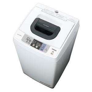 (標準設置料込)NW-50B-W 日立 5.0kg 全自動洗濯機 ピュアホワイト HITACHI