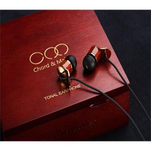 Major 9'13 Classic CHORD&MAJOR ダイナミック密閉型カナルイヤホン CHORD&MAJOR Tonal Earphone