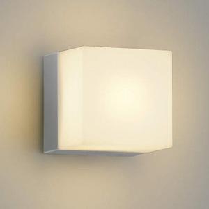 AU40270L コイズミ LEDポーチライト(シルバーメタリック)【要電気工事】 KOIZUMI