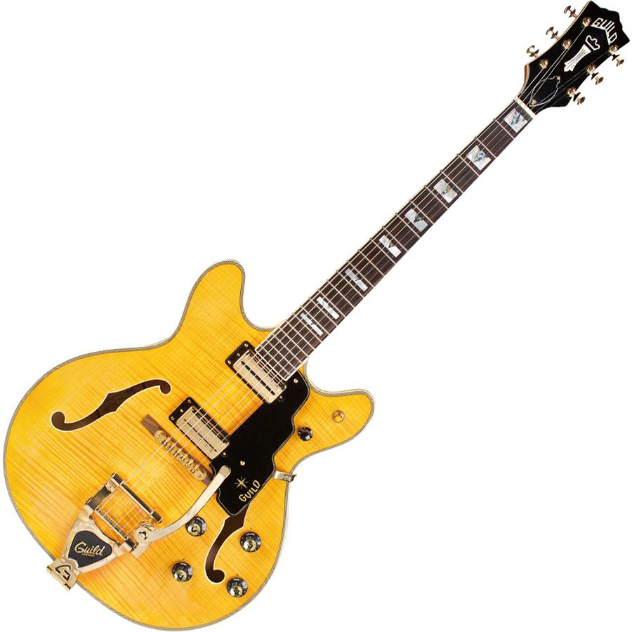 STARFIRE VI ギルド エレクトリックギター(ブロンド) GUILD NEWARK ST. COLLECTION