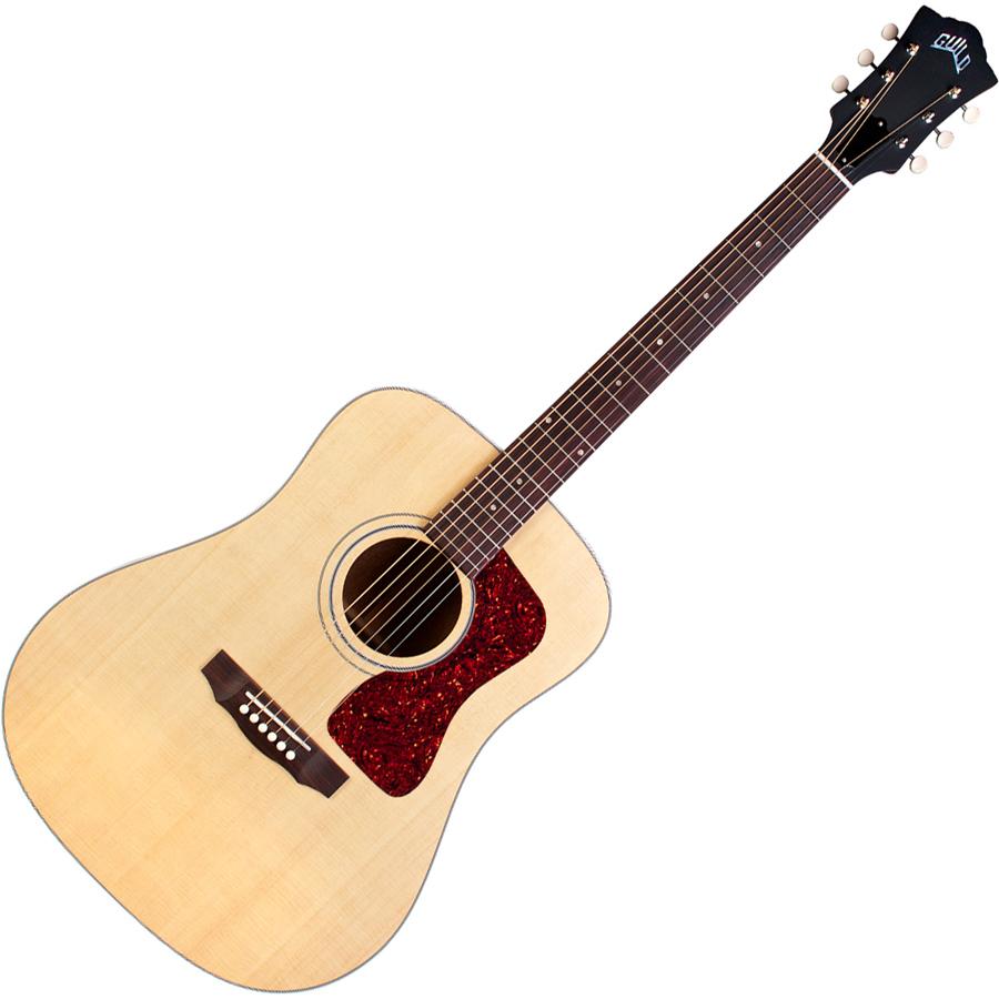 D-40E NAT(キクタニ) ギルド エレクトリックアコースティックギター(ナチュラル) GUILD USA
