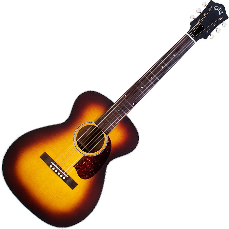 M-40 TROUBADOUR ATB ギルド アコースティックギター(アンティークサンバースト) GUILD USA