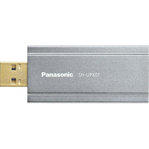 SH-UPX01 パナソニック USBパワーコンディショナー Panasonic