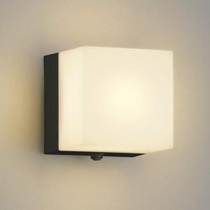 AU40265L コイズミ LEDポーチライト(黒色)【電気工事専用】 KOIZUMI [AU40265L]