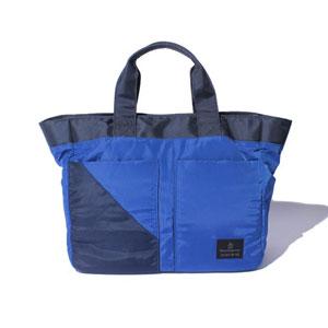 BB JAMK404 M357 マンシングウェア トートバッグ(17FW) ブルー Munsingwear