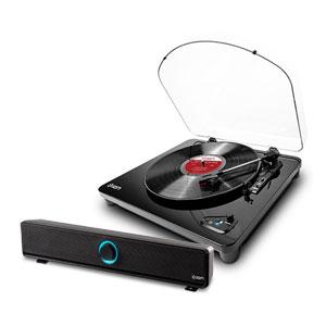 Air LP + Wireless Soundbar Set アイオン 《 レコードプレーヤー+ワイヤレスサウンドバーセット 》 ION Audio