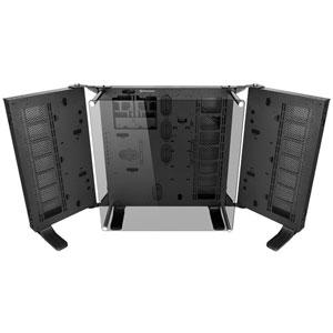 CA-1I2-00F1WN-00 Thermaltake E-ATX、ATX、microATX、Mini-ITX 対応PCケース Core P7 TG