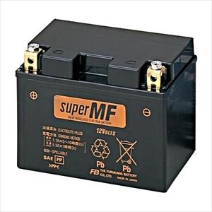 FTZ14S 古河電池 バイク用バッテリー【電解液注入・充電済】【他商品との同時購入不可】