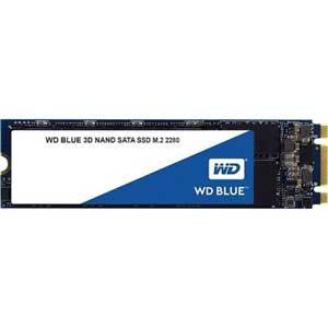 WDS500G2B0B ウエスタンデジタル WesternDigital SSD WD Blue 3D NAND M.2 2280 500GB