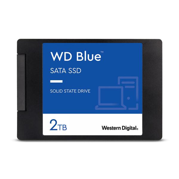 WDS200T2B0A ウエスタンデジタル WesternDigital SSD WD Blue 3D NAND SATA 2.0TB