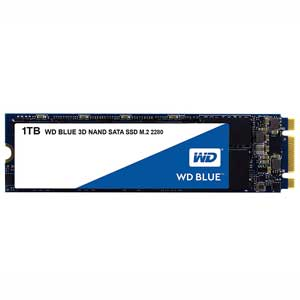 WDS100T2B0B ウエスタンデジタル WesternDigital SSD WD Blue 3D NAND M.2 2280 1.0TB