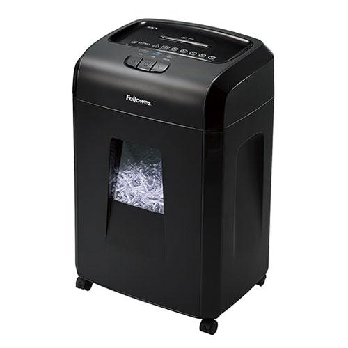 30CX-R Fellowes A4サイズ対応 空冷式オフィスサイズシュレッダー(ブラック)