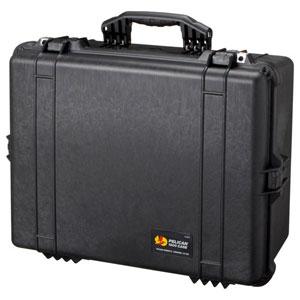 1604HKBK ペリカン PELICAN(ペリカン)1604HK 大型防水ハードケース ディバイダータイプ(ブラック)