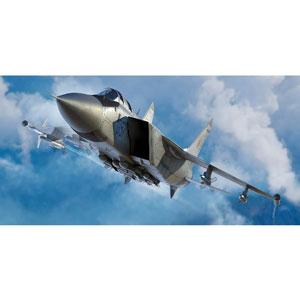 1/72 MiG-31M フォックスハウンド【01681】 トランペッター