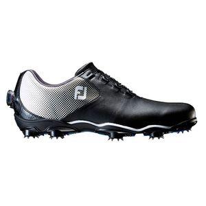 53333W245 フットジョイ メンズ・ゴルフシューズ (ブラック・24.5cm) D.N.A. Boa #53333