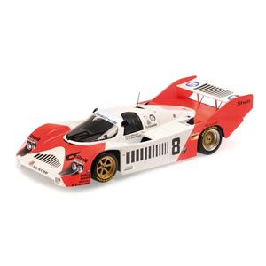 1/18 ポルシェ 956K SORGA S.A./JOEST RACING WOLLEK / JOHANSSON 1000KM ニュルブルクリング 1983【155836608】 ミニチャンプス
