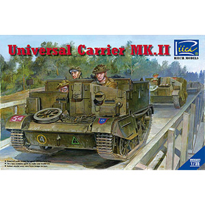 1/35 英ユニバーサルキャリアMk.II型兵員輸送車【RC35027】 リッチモデル