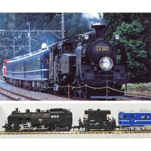[鉄道模型]マイクロエース (Nゲージ) A4272 C11-207+14系 SL大樹 (6両セット)