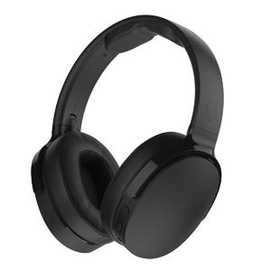 S6HTW-K033 スカルキャンディ Bluetooth対応ヘッドホン(ブラック) SkullCandy HESH3 WIRELESS