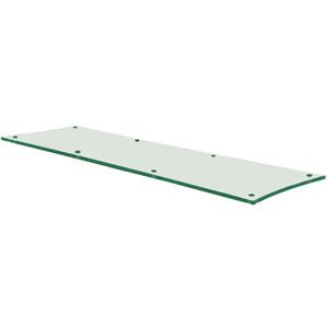 QAVX/GL/SO クアドラスパイア QAVX用追加棚板(透明ガラス・1枚) QuadraSpire