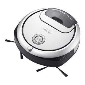 RV-EX1-W 日立 ロボット掃除機 パールホワイト 【掃除機】HITACHI minimaru(ミニマル) [RVEX1W]【返品種別A】