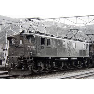[鉄道模型]ワールド工芸 (HO) 16番 国鉄 EF16 28号機 電気機関車 組立キット