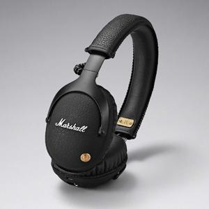 【500円クーポン10/11am1:59迄】ZMH-04091743 マーシャル Bluetooth対応 ダイナミック密閉型ヘッドホン(ブラック) Monitor Bluetooth Black