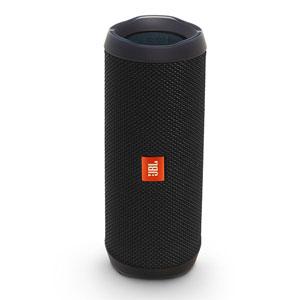 JBLFLIP4BLK JBL 防水対応Bluetoothワイヤレススピーカー(ブラック) JBL FLIP4(フリップ4)ウォータープルーフ対応Bluetoothスピーカー【送料無料】