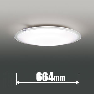 LEDH86702Y-LC 東芝 LEDシーリングライト【カチット式】 TOSHIBA CLEARRING【クリアリング】