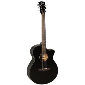 FAVBK VENUS フェイス エレクトリックアコースティックギター(ブラック) FAITH APOLLO