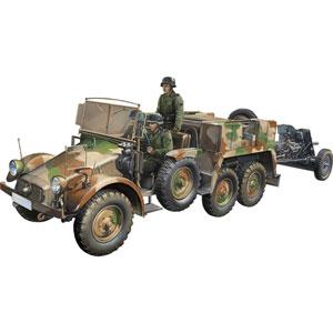 1/35 独・クルップ・プロッツェKfz.69初期型+3.7cmPak36対戦車砲【CB35133】 ブロンコ