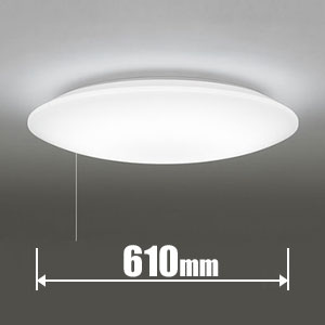OL251601N オーデリック LEDシーリングライト【カチット式】 ODELIC