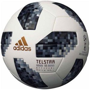 MT-AF5300 アディダス サッカーボール 5号球(人工皮革) Molten テルスター18 試合球