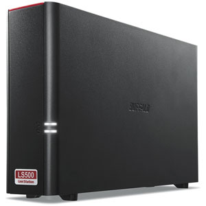 LS510D0101 バッファロー ネットワーク対応ハードディスク 1.0TB リンクステーション