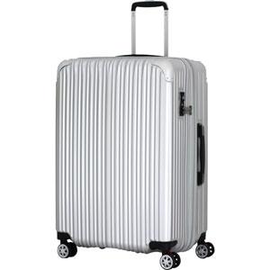 TRI2035-67SV シフレ スーツケース ハードフレーム (シルバー) 97-102L TRIDENT