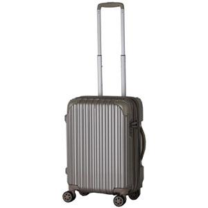 TRI2035-49GD シフレ スーツケース ハードフレーム 35-40L (ゴールド) TRIDENT