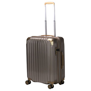 TRI2035-56GD シフレ スーツケース ハードフレーム 62-68L (ゴールド) TRIDENT