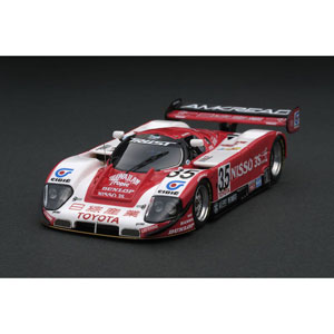 1/43 NISSO TRUST Toyota 92C-V (#35) 1992 Le Mans【IG0978】 ignitionモデル