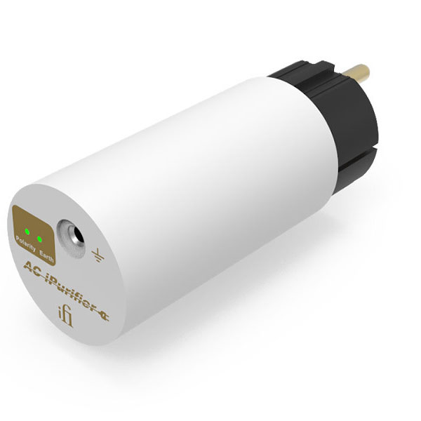iPurifier AC アイファイ・オーディオ AC電源用アクティブ・ノイズクリーナーアイ・ピュリフィアー・AC iFi-Audio