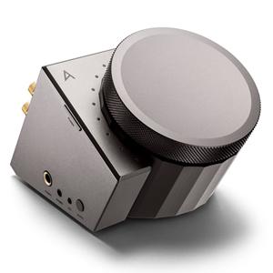 ACRO L1000 アステルアンドケルン デスクトップ型オーディオアンプ(ガンメタル)【DAM11-ACRO-L1000-SLV】 Astell&Kern by IRIVER