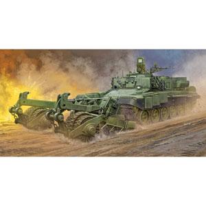 1/35 ロシア連邦軍 BMR-3 地雷処理戦車【09552】 トランペッター