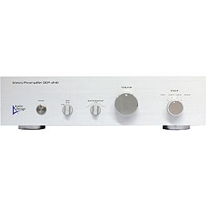 【500円クーポン10/11am1:59迄】DCP240-VR50 オーディオデザイン プリアンプ(高級ボリュームモデル仕様) Audio Design