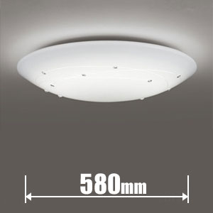 SH8257LDR オーデリック LEDシーリングライト【カチット式】 ODELIC