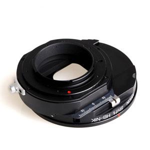 SHIFT HB-NIK KIPON マウントアダプター SHIFT HB-NIK (ボディ側:ニコンF/レンズ側:八ッセルブラッドV)