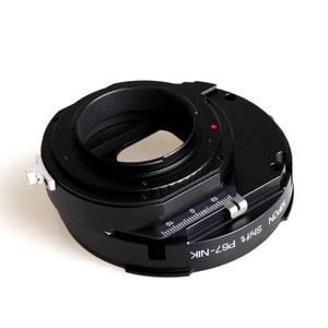 SHIFT P67-NIK KIPON マウントアダプター SHIFT P67-NIK (ボディ側:ニコンF/レンズ側:ペンタックス67)
