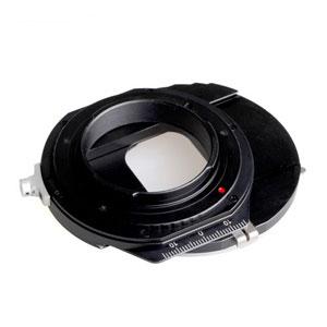 SHIFT M645-NIK KIPON マウントアダプター SHIFT M645-NIK (ボディ側:ニコンF/レンズ側:マミヤ645)