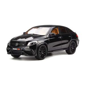 1/18 ブラバス GLE 850(ブラック)【GTS193】 GTスピリット